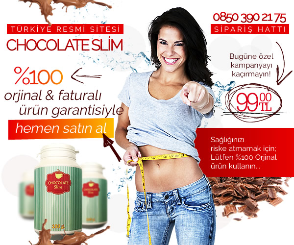 orjinal chocolate slim